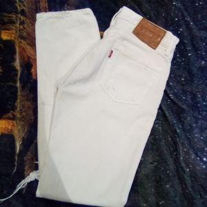 511 LOWRISE boyfriend jeans